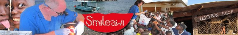 Charity dental trip to Malawi